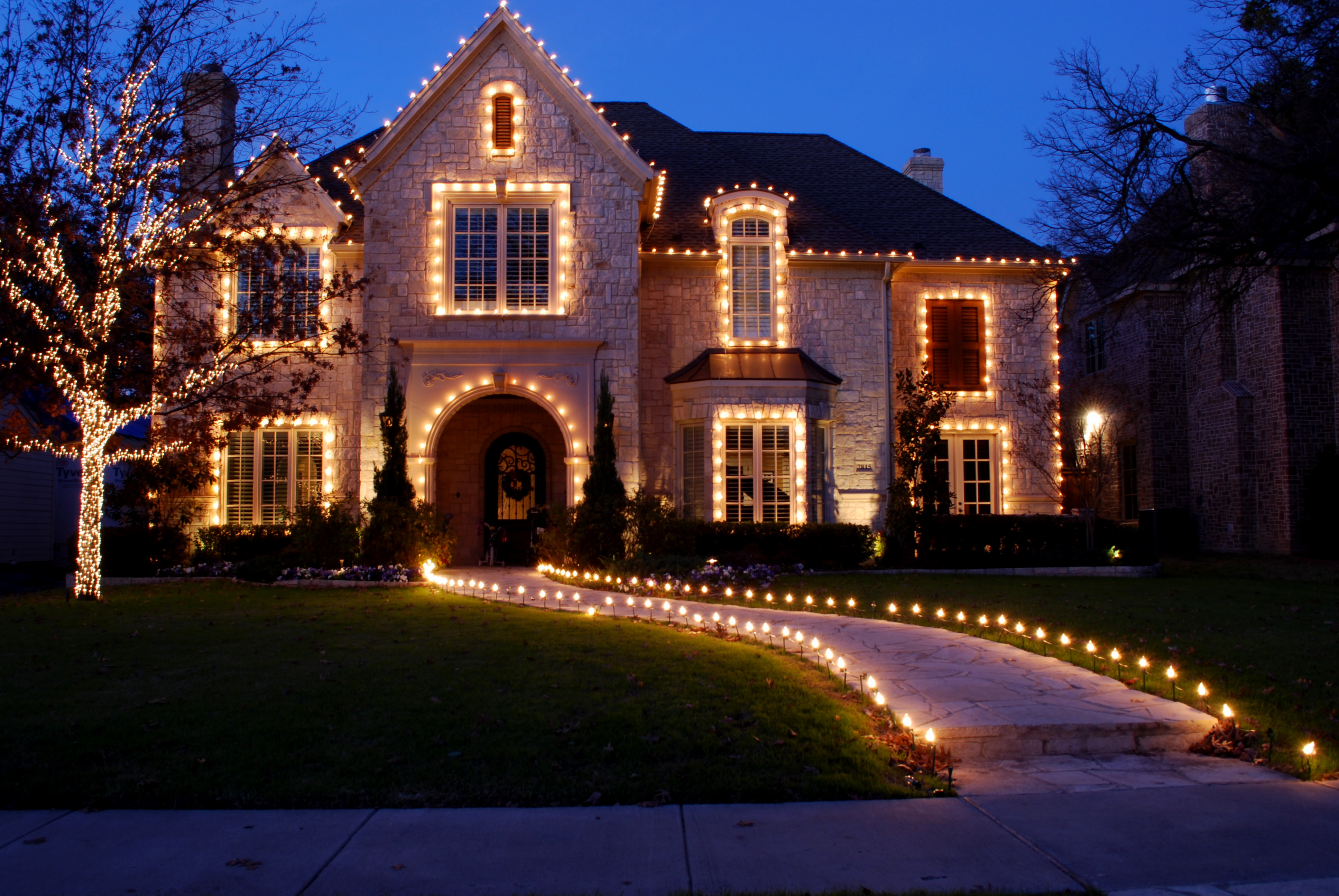 Good Christmas Light Installers Plano ... Great Ideas