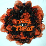 Halloween Wreath Dallas